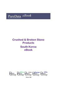 Crushed&BrokenStoneProductsinSouthKoreaProductRevenues