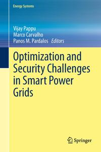 Optimization and Security Challenges in Smart Power Grids【電子書籍】
