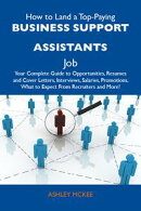 How to Land a Top-Paying Business support assistants Job: Your Complete Guide to Opportunities, Resumes and …