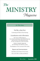 The Ministry of the Word Vol. 4, No. 5