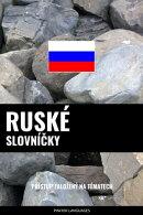 Ruské Slovníčky