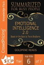 Emotional Intelligence 2.0 - Summarized for Busy People: Based on the Book by Tr...