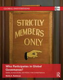 Who Participates in Global Governance?