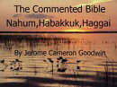Nahum And Habakkuk And Haggai