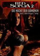 RED SONJA, BAND 2: Die Nacht der Dämonen