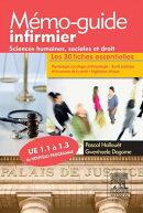 Mémo-guide infirmier - UE 1.1 à 1.3