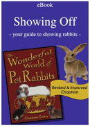 Showing Off - your guide to showing rabbits