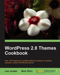 WordPress2.8ThemesCookbook