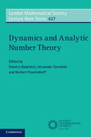 Dynamics and Analytic Number Theory【電子書籍】