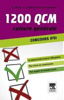 1 200 QCM Concours IFSI Culture générale