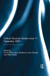 CriticalTerrorismStudiessince11September2001WhatHasBeenLearned?
