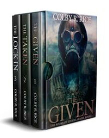 BOOKS OF EZEKIEL Series Box Set 1-3: The Given, The Taken, The Lock In【電子書籍】[ Colby R. Rice ]