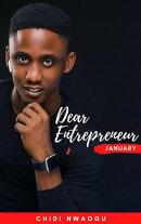 Dear Entrepreneur: January