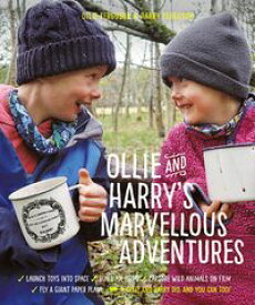 Ollie and Harry's Marvellous Adventures (International Edition)【電子書籍】[ Ollie Ferguson ]