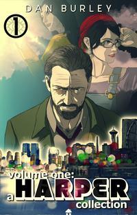Volume Onea HARPER collection【電子書籍】[ Dan Burley ]