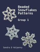 Beaded Snowflake Patterns - Group 1