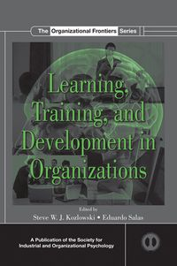 Learning,Training,andDevelopmentinOrganizations