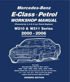Mercedes E Class Petrol Workshop Manual W210 & W211 Series【電子書籍】[ Gordon Lund ]