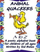 Animal Quackers A to Z: A Poetic Alphabet Book For children of All Ages