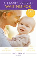 A Family Worth Waiting For: The Midwife's Miracle Baby (Practising and Pregnant) / A Very Special Baby / His…
