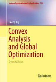 Convex Analysis and Global Optimization【電子書籍】[ Hoang Tuy ]