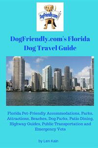 DogFriendly.com'sFloridaDogTravelGuideFloridaPet-FriendlyAccommodations,Parks,Attractions,Beaches,DogParks,OutdoorDining,PublicTransportationandEmergencyVets