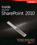 Inside Microsoft SharePoint 2010