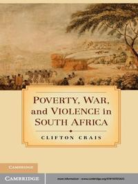 Poverty,War,andViolenceinSouthAfrica