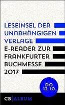 Leseinsel der unabhängigen Verlage - E-Reader für Donnerstag, 12. Oktober 2017