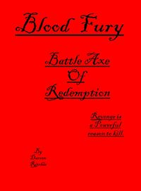 Blood Fury. Battle Axe Of Redemption.【電子書籍】[ Darren Ritchie ]