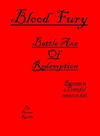 Blood Fury. Battle Axe Of Redemption.【電子書籍】[ Darren Ritchie ]