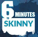 6 Minutes to Skinny Review PDF eBook Book Free Download