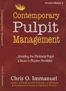 CONTEMPORARY PULPIT MANAGEMENT