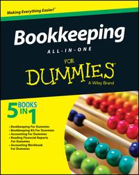 Bookkeeping All-In-One For Dummies【電子書籍】[ Consumer Dummies ]