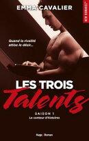 Les trois talents Saison 1 Le conteur d'histoires