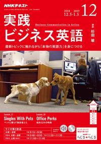 NHKラジオ 実践ビジネス英語 2018年12月号[雑誌]【電子書籍】