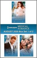 Harlequin Medical Romance August 2020 - Box Set 1 of 2
