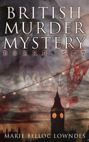 BRITISH MURDER MYSTERY Boxed Set