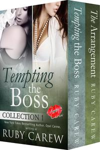 TemptingtheBoss,Collection1AnEroticOfficeStory