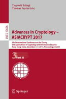 Advances in Cryptology ? ASIACRYPT 2017