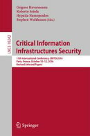 Critical Information Infrastructures Security