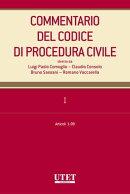 Commentario del Codice di procedura civile. I - artt. 1-98