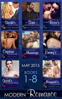 ModernRomanceMay2015Books1-8(Mills&Boone-BookCollections)