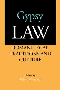GypsyLawRomaniLegalTraditionsandCulture