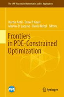 Frontiers in PDE-Constrained Optimization