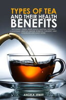 Types of Tea and Their Health Benefits Including Green, White, Black, Matcha, Oolong, Chamomile, Hibiscus, G…