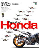 HONDA GRAND PRIX MACHINE ARCHIVES [1979-2010]