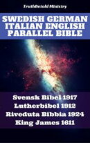 Swedish German Italian English Parallel Bible