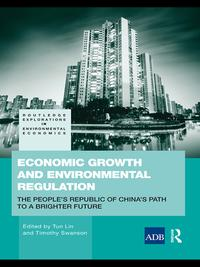 EconomicGrowthandEnvironmentalRegulationChina'sPathtoaBrighterFuture