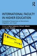 International Faculty in Higher Education